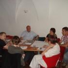 Erster Lenkungsausschuss